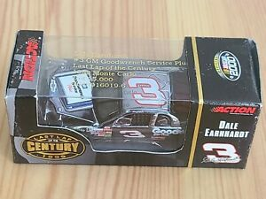 1999 #3 Dale Earnhardt Last Lap of the Century 1/64 Action NASCAR Diecast MIP