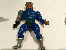 Vintage 1980s MOTU MEKANECK He-Man Masters of the Universe Action Figure Toy