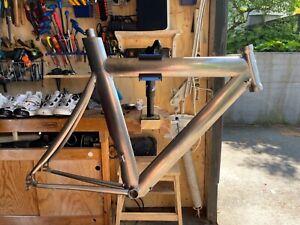 Litespeed Blade Titanium frame