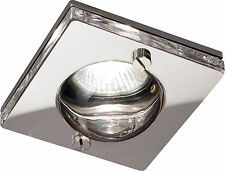 Chrome Ceiling Recessed Lights