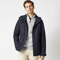 Crew Clothing Men's Torside Jacket Dark Navy SS19 - Men's Size S, M, L, XL