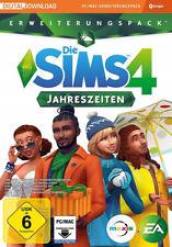 Die Sims 4 Jahreszeiten Erweiterungspack Seasons DLC PC EA Origin Download Code