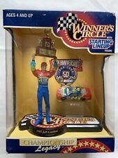 JEFF GORDON NASCAR 1998 1/64 Winners Circle Starting Lineup Champion Legacy