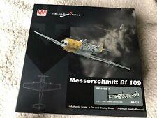 """HOBBY MASTER Messerschmitt BF109E-4 1./JG77 """"Blitz"""" France Summer 1940 HA8713"""
