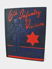 6TH INFANTRY YEARBOOK DIVISION H COMPANY 20TH INFANTRY REGIMENT FORD ORD, CA
