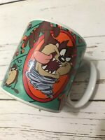 Vintage 1995 Applause Taz Looney Tunes Tasmanian Devil Coffee Mug Cup Acme