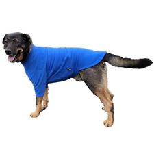 HOTTERdog Dog Jumper Royal Blue Medium Fleece by Equafleece Water Repellent