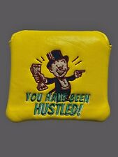 B&B Golf Mallet Putter Headcover - You Have Been Hustled