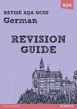 """VERY GOOD"" REVISE AQA: GCSE German Revision Guide (REVISE AQA GCSE MFL 09), Lan"