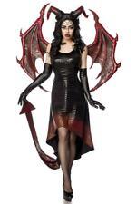 Karneval - Halloween - Hochwertiges Kostüm Drachenlady
