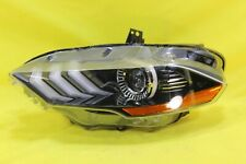 🗽 2018 18 2019 19 Ford Mustang Left LH Driver Headlight OEM *1 TAB DMG*