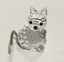 SWAROVSKI Crystal Cat Kitten Playfull Feline Paradise Exquisite Gift!