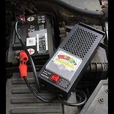 6V 12V Digital Vehicle Car Battery Tester Faulty Detector Car Diagnostic Tool UK