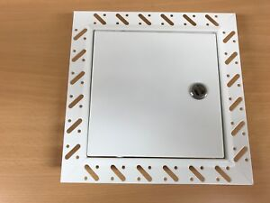 Metal Access Panel - Flue Inspection Hatch Revision Door for Wall & Ceiling