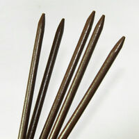 10pcs Wooden Hair Stick Pin Handmade Wood vintage style Lady Hair Accessories