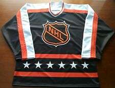 NEW! 1989 1990 1991 1993 NHL ALL STAR GAME REPLICA CCM HOCKEY JERSEY XL-2XL 52