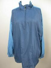 Nike Golf Size XL Mens Blue Half Zip Clima Fit Pullover Jacket 768