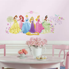 Disney Princess Wall Stickers, RoomMates Princesses Glow Wall Stickers