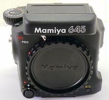 Mamiya 645 Pro TL camera body MINT-