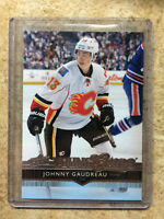 14-15 UD Series 1 Young Guns YG Rookie RC #211 JOHNNY GAUDREAU