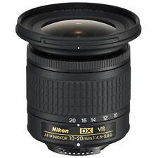 New Nikon AF-P 10-20mm f/4.5-5.6G VR Zoom
