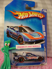 vhtf 2009 i Hot Wheels Racing **ACURA NSX** #068/166∞Dark Blue; Red oh5; 1 ∞