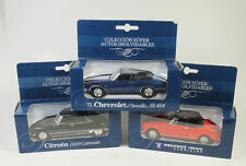 Colleccion === Modellauto 1:36 === Citroen / Chevrolet / Peugeot 404 Auto / car
