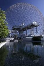 Biosphere in Montreal Canada Journal : 150 Page Lined Notebook/diary by Cool...
