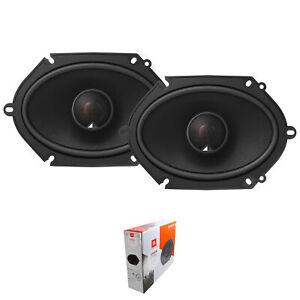 "Pair of JBL STADIUM GTO860 6"" x 8"" 300W 2.5 Ohm 2-Way Multi Element Car Speaker"
