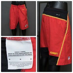 Nike On Field Apparel Kansas City Chiefs Men's Shorts Size MEDIUM
