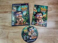 Tak and the Power of Juju (Sony PlayStation 2, 2003) Complete with manual