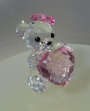 "SWAROVSKI SILVER CRYSTAL   ""KRIS BEAR - 2012 ONLY FOR YOU"" 1096732  MINT IN BOX"