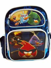 """ANGRY BIRDS 3D -  16"""" BackPack For Kid BRAND NEW"""