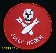 90TH BOMB GROUP JOLLY ROGERS AFB HQ 5TH US AIR FORCE PATCH B-25 PIN UP GIFT WING