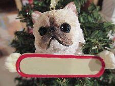 Cat ~ Himalayan ~ Ornament #1