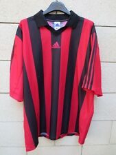 VINTAGE Maillot ADIDAS couleurs Nice trikot oldschool XL