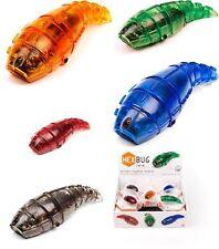 Hexbug Roboter Spielzeugroboter Larva kriecht rhythmisch über glatte Flächen