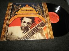 THE SOUNDS OF INDIA RAVI SHANKAR  SITAR - COLUMBIA RECORDS LP CL 2496
