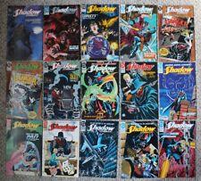 SHADOW STRIKES (DC Comics 1989-1992; Pulp characters) #1-15 VF