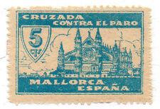 Sello Local Guerra Civil Mallorca -Cat. Galvez 438.  ORD:450