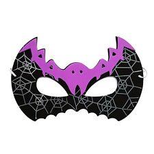 HALLOWEEN CHILDRENS FOAM MASK Vampire Witch Bat Frankenstein Party Dressing Up