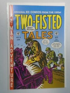 Two Fisted Tales #2 8.5 VF+ (1993 Gemstone)