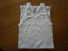 Trigema Unterhemd Peru Gr.6 weiß