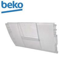 Genuine Beko Fridge Freezer Basket Drawer Front 4332070100