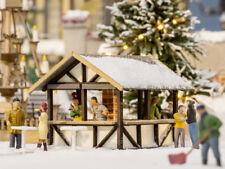 Noch 14393 H0 Laser-Cut minis Weihnachtsmarkt Glühweinstand