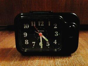 Westclox Quartz Bell Alarm Clock