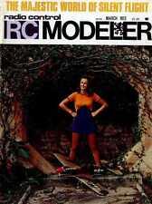 R/C RADIO CONTROL MODELLER MAGAZINE 1973 MAR SKYLARK, MICKEY MOUSE TANG