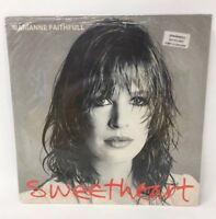 Marianne Faithful Sweetheart 45 RPM Record Island WIP6752 18-2112