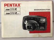 Pentax Zoom 105-R Kleinbild-Kompaktkamera + Tasche