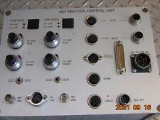 Bruker Medical T5051 Bio Act Deccoil Control Unit
